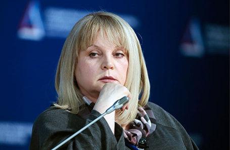 Уполномоченный по правам человека в России Элла Памфилова. Фото: Михаил Метцель/ТАСС
