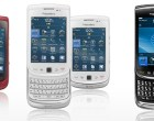 BlackBerry Torch now available in red and white at an AT&T store near you - Image 1 of 1