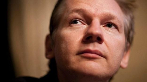 Assange Wikileaks SXSW Interview