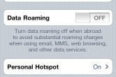 Apple iPhone iOS 4.3 Personal Hotspot - Image 2 of 3