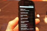 Sprint's Nexus S 4G - Image 3 of 5