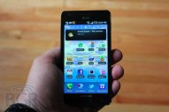 AT&T Samsung Infuse 4G Review - Image 1 of 10