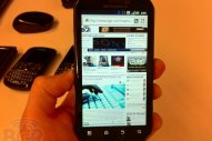 Motorola Photon 4G hands-on - Image 4 of 8