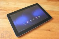 Verizon Wireless 4G LTE Samsung Galaxy Tab 10.1 hands-on - Image 2 of 11