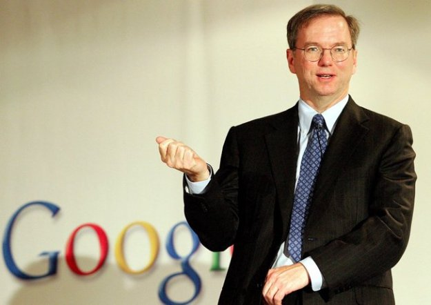 Google chairman: Everyone on Earth will be connected to the Internet by 2020