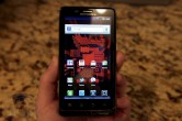 Motorola DROID BIONIC hands-on - Image 1 of 8