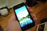 Hands on with Sprint's LG Marquee and Kyocera Milano - Image 6 of 11