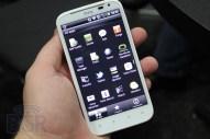 HTC Sensation XL hands-on - Image 3 of 5