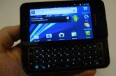 Samsung Captivate Glide hands-on - Image 1 of 7