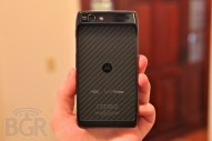 Motorola DROID RAZR review - Image 4 of 16