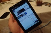 Verizon Samsung Galaxy Tab 7.7 hands on - Image 11 of 12