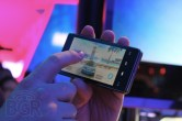 Intel Medfield Android smartphone reference platform hands on - Image 8 of 9