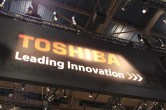 Toshiba CES 2012 booth tour - Image 1 of 14