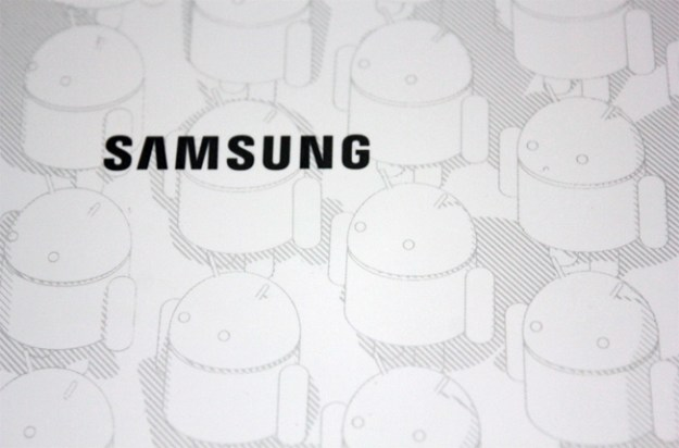 Samsung Android Sales UK