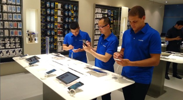 Best Buy Samsung Shops