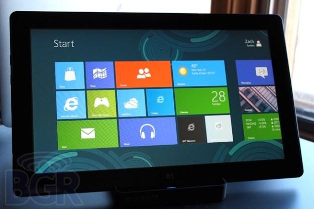 Windows 8 Enterprise Demand