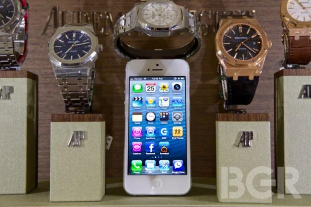 iPhone 5S Fingerprint Sensor Sapphire