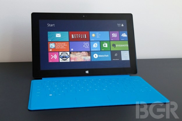 Microsoft Surface 2 Pricing