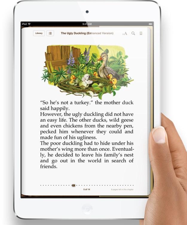 iPad Mini Thumb Detection