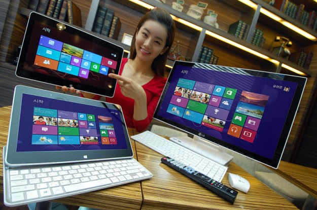 Low Cost Windows 8 Laptop