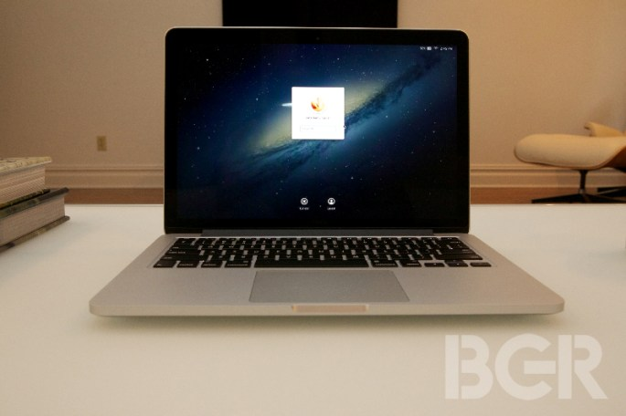 2014 Retina MacBook Pro Update