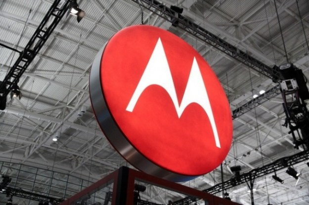 Motorola Logo Sign