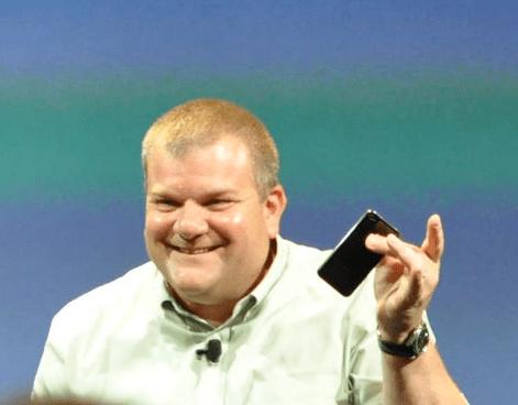 Apple Executive Mansfield