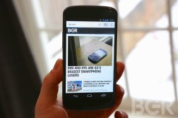 Google Nexus 4 Sales