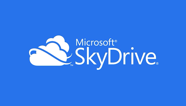 Microsoft SkyDrive Usage