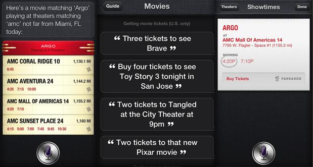 iOS 6.1 Siri Update