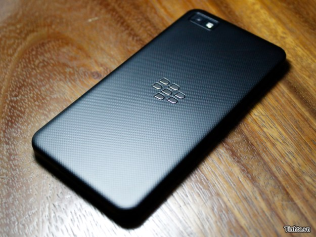 BlackBerry 10 L-Series Video Leak