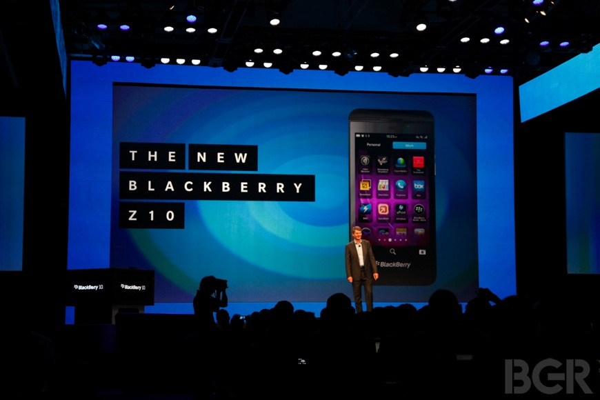 BlackBerry 10 Launch Analysis