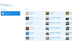 Dropbox Windows 8 App