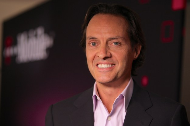 T-Mobile CEO Legere