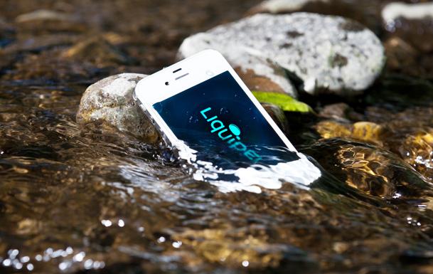 Smartphone Waterproofing Liquipod