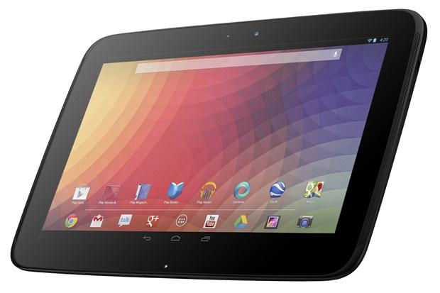 Google Nexus 10 CES 2014