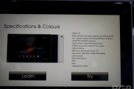 Sony Xperia Z Tablet hands-on - Image 7 of 11