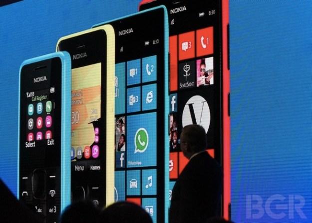 Nokia Lumia 720, 520