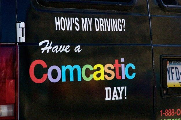 Comcast Bandwidth Caps Trial Program