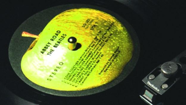 Apple Record Company Royalty