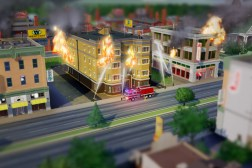 EA SimCity Launch