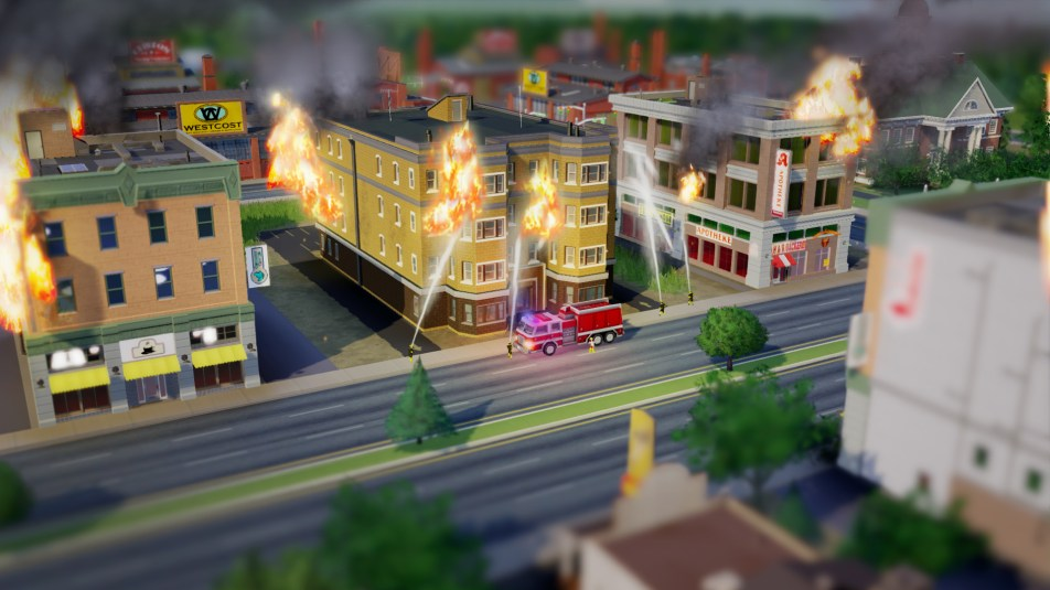 SimCity PR Nightmare