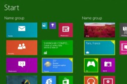 Windows Blue Desktop Mode