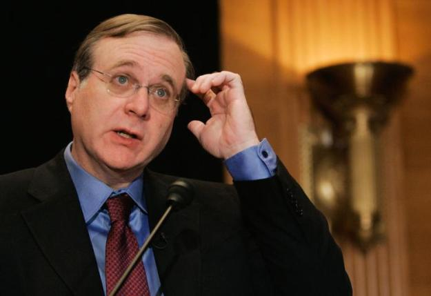 Microsoft Paul Allen New Investment