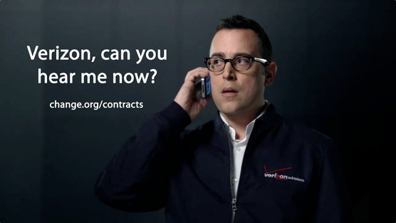 Verizon customers launch petition begging carrier to ditch wireless contracts