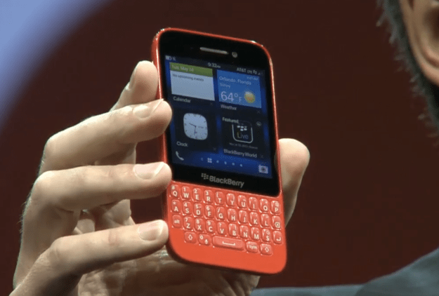 BlackBerry Q5 Release Date