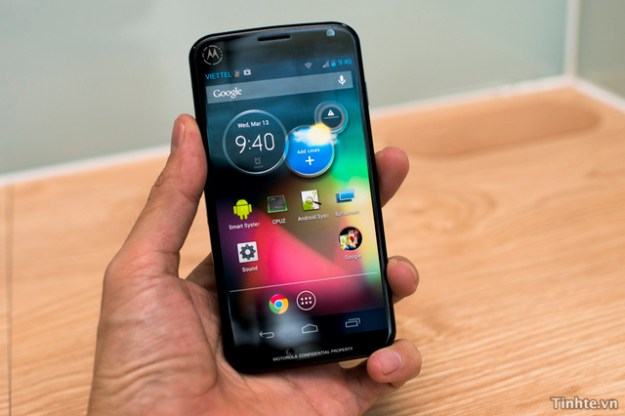 Motorola X Phone Verizon Sprint Specs