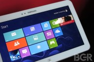 Samsung ATIV Tab 3 hands-on - Image 7 of 10