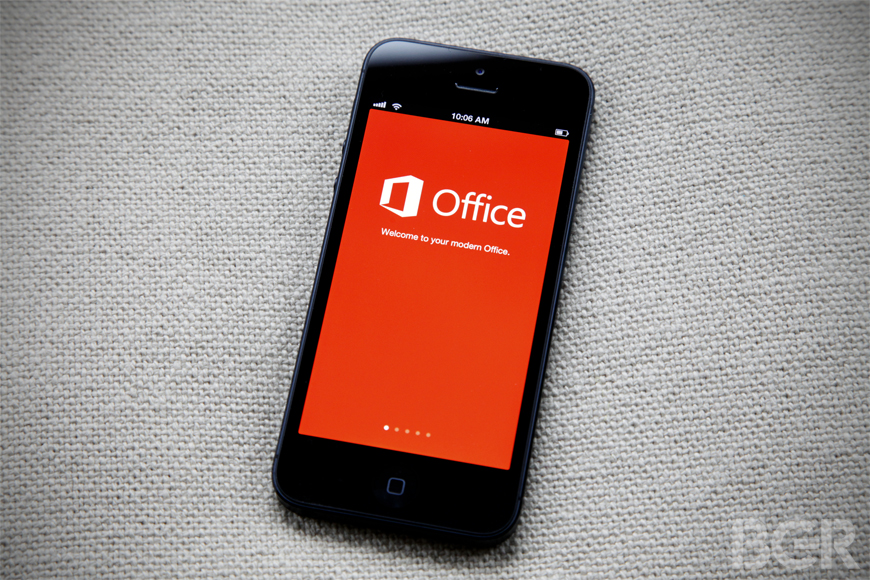 Office Mobile for iPhone Download