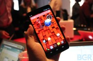 Droid Mini, Droid Ultra, Droid Maxx Hands-on - Image 2 of 21